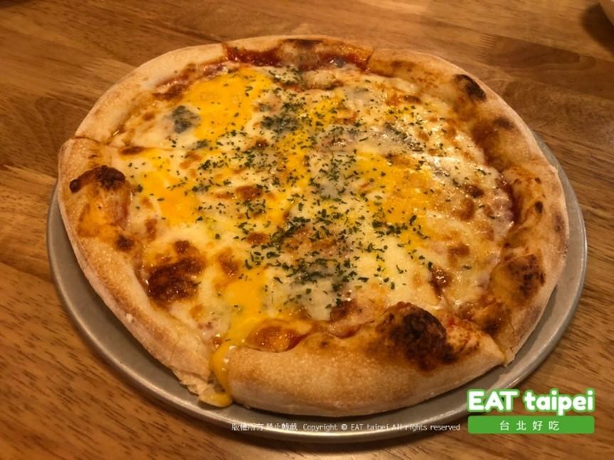 Pizza Doppio 披薩多彼歐
