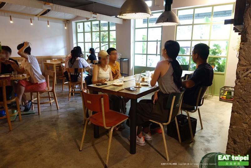 松果院子Restaurant Pinecone 店內環境