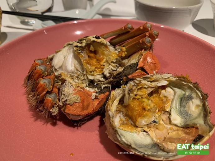 亞都麗緻 天香樓 天香經典蟹宴套餐
