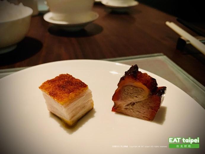 晶華軒 晶華酒店 燒臘拼盤