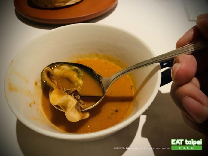 寶艾西餐廳 克利歐風味漁夫海鮮湯