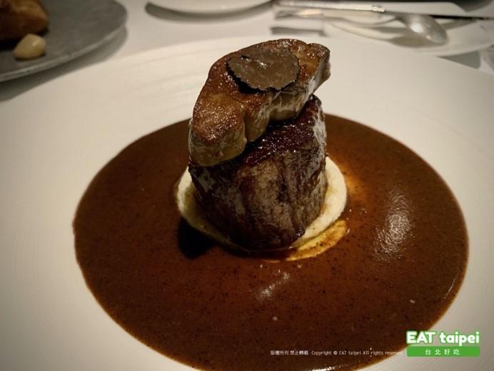 寶艾西餐廳 羅西尼牛排