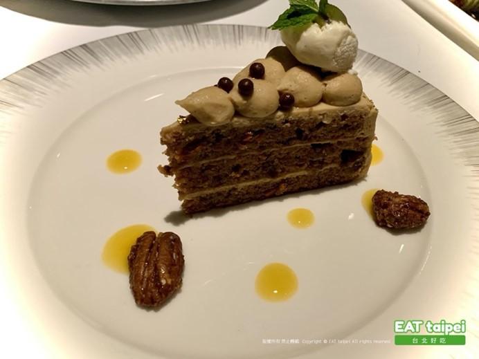 寶艾西餐廳  蛋糕