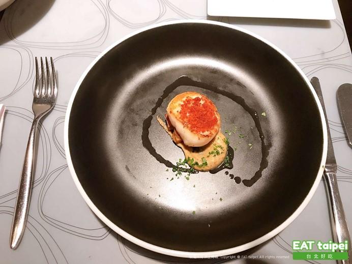 教父牛排Top Cap Steakhouse by Danny 嫩煎北海道干貝