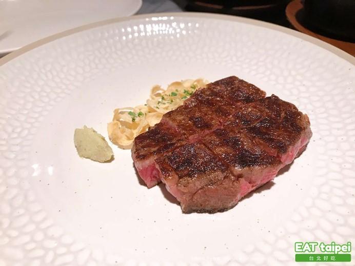 教父牛排Top Cap Steakhouse by Danny 日北A5菲力