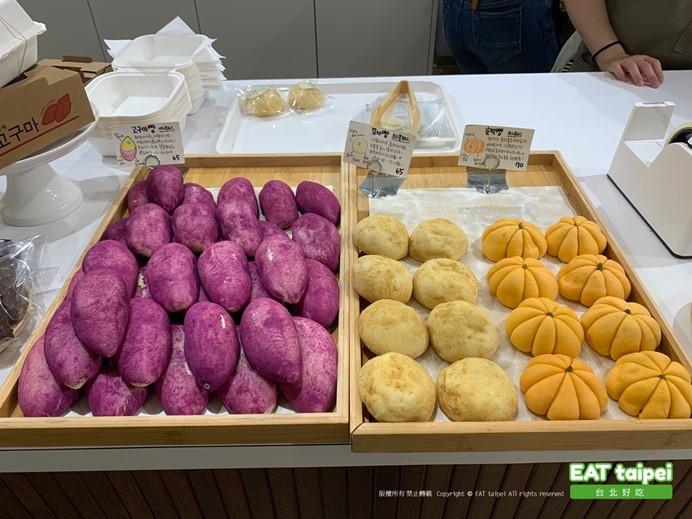 ChocoChez Bakery南瓜麵包
