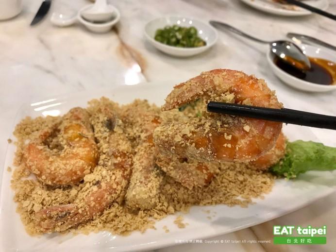珍寶海鮮 麥片蝦