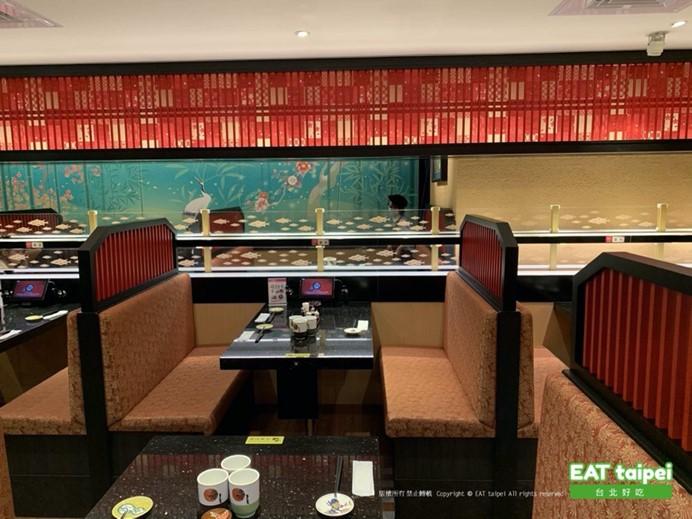 金澤美味壽司座位