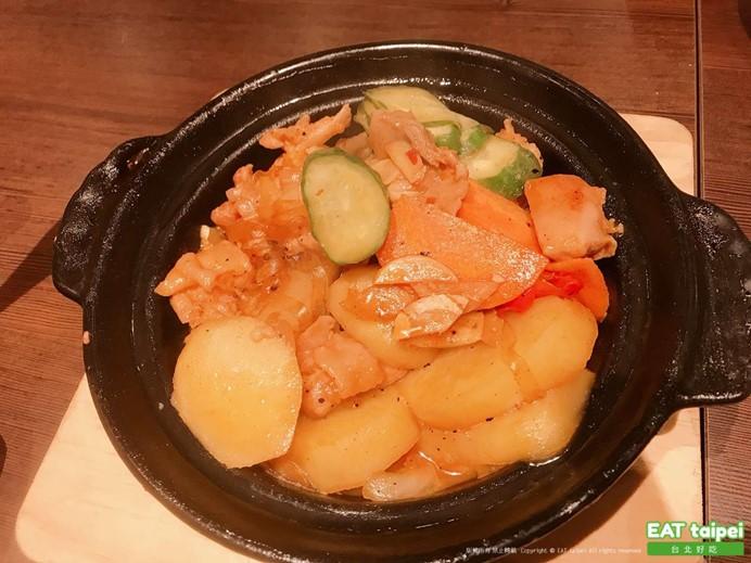 涓豆腐安東燉雞