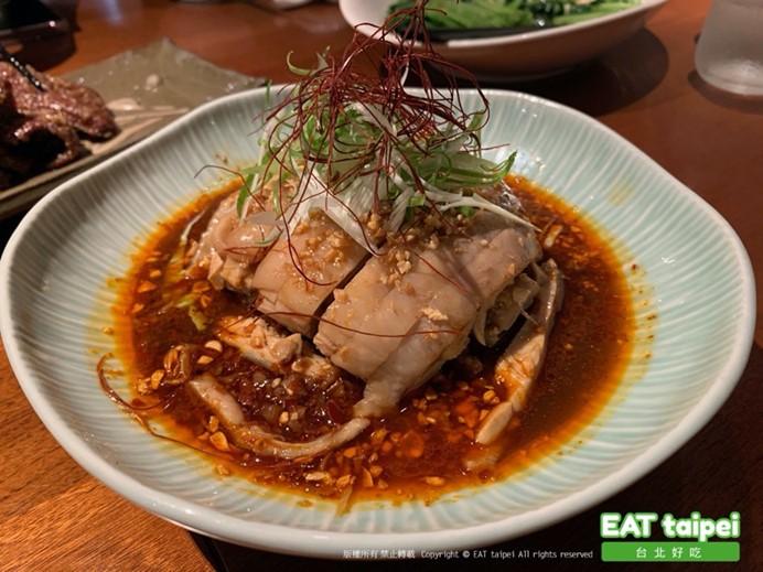 富錦樹台菜香檳EAT Taipei富錦口水雞