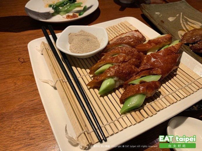 富錦樹台菜香檳EAT Taipei香酥肥腸