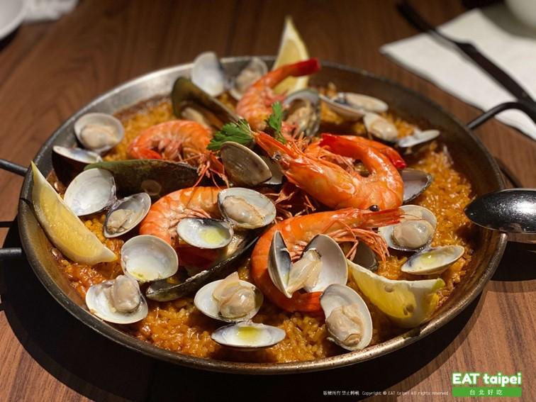 Oli菜色海鮮烤飯EAT Taipei