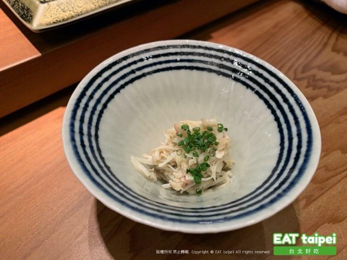 初魚鮨菜色EAT Taipei