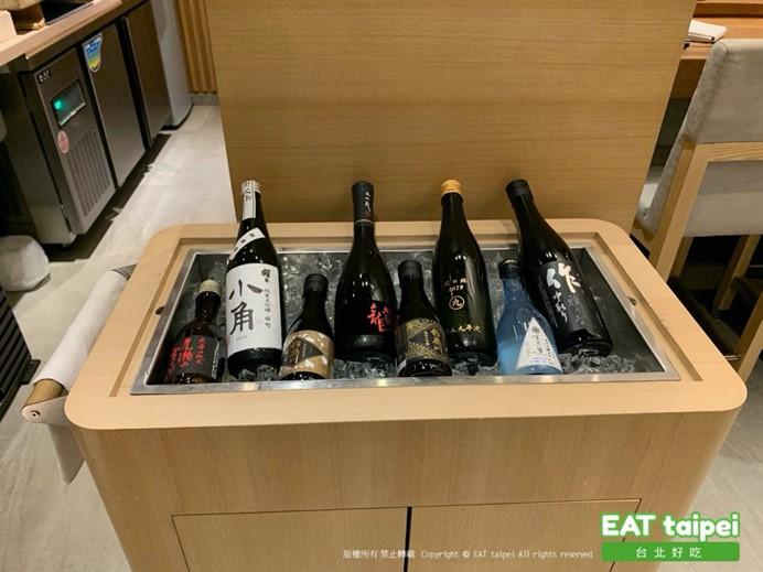 初魚鮨酒EAT Taipei