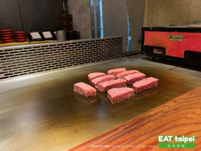 初魚鮨A5和牛EAT Taipei