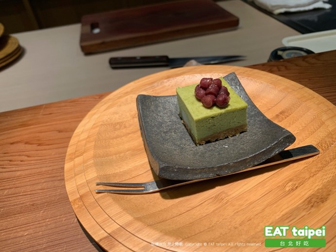 初魚鮨甜點EAT Taipei