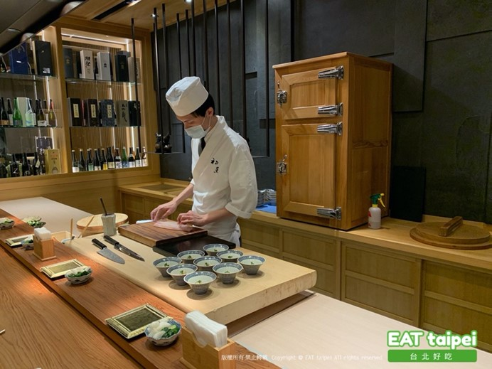 初魚鮨EAT Taipei