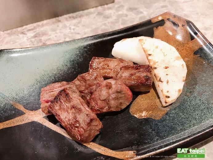 樂軒松阪亭A5和牛紐約客EAT Taipei