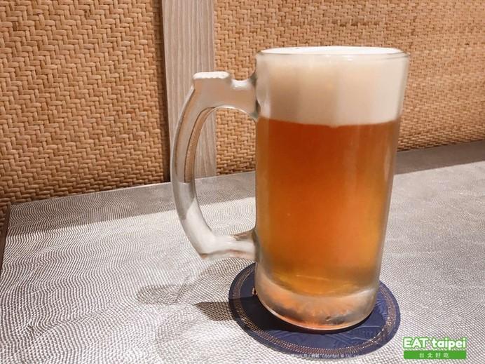 筷炒白露柑橘啤酒 EAT taipei