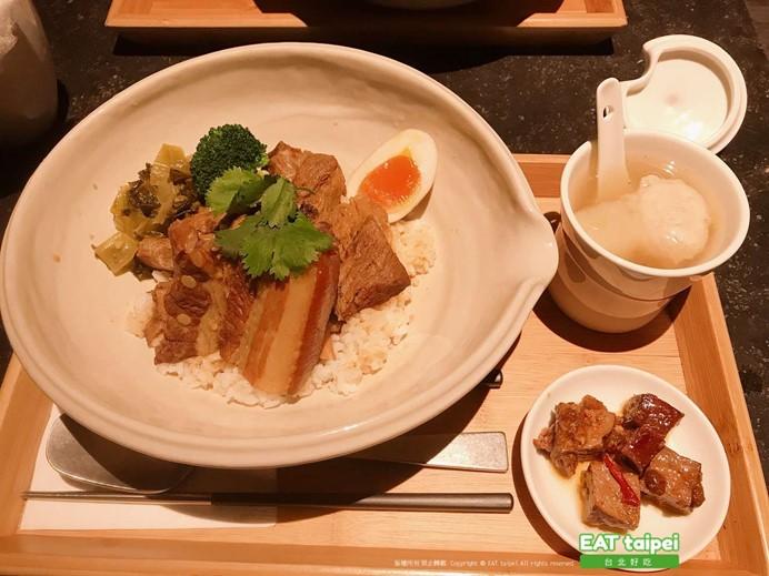 Bar 88 極黑豬腩排飯 EAT taipei