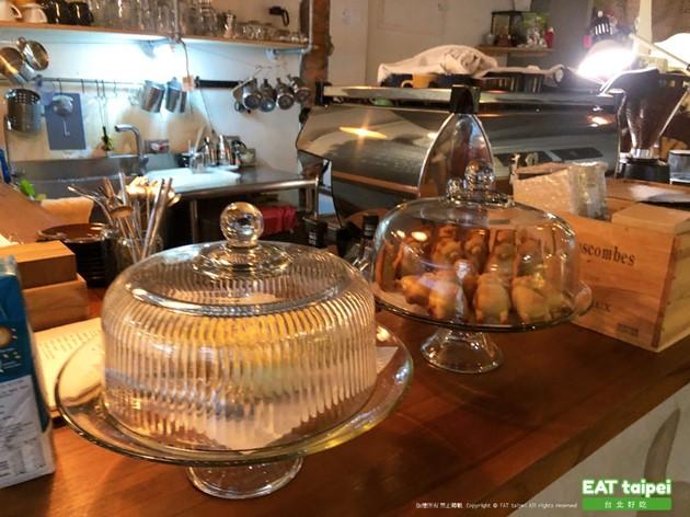 老木咖啡菜單EAT Taipei