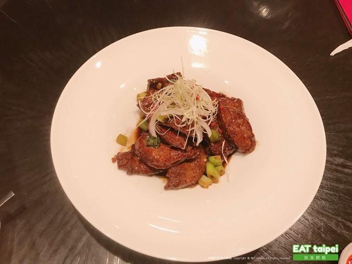 寒舍艾美寒舍食譜EAT Taipei